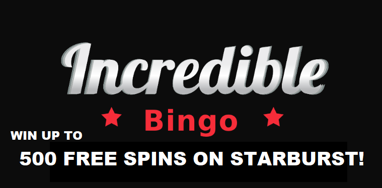 Incredible Bingo